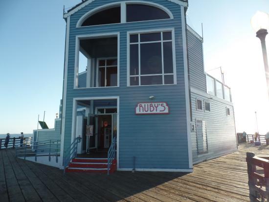 Oceanside Pier Ruby S Diner