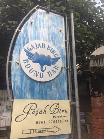 ‪Gajah Biru Round Bar and Cafe‬