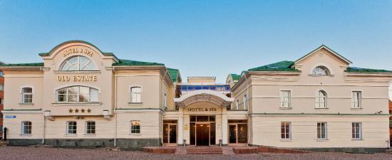 отель  Old Estate Hotel & SPA****