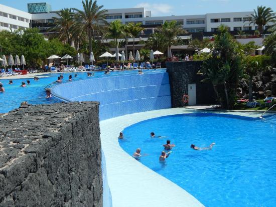 Pool area picture of hotel costa calero puerto calero tripadvisor - Hotel costa calero puerto calero lanzarote espana ...