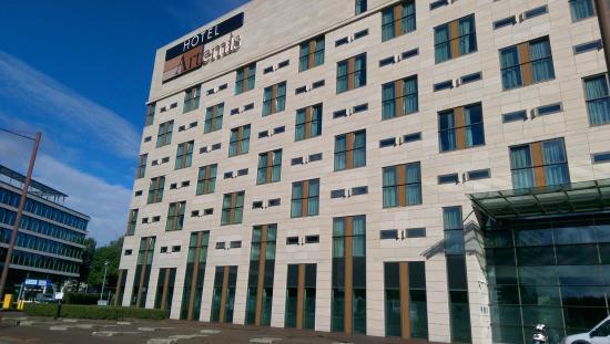 Picture of dutch design hotel artemis for Design hotel artemis