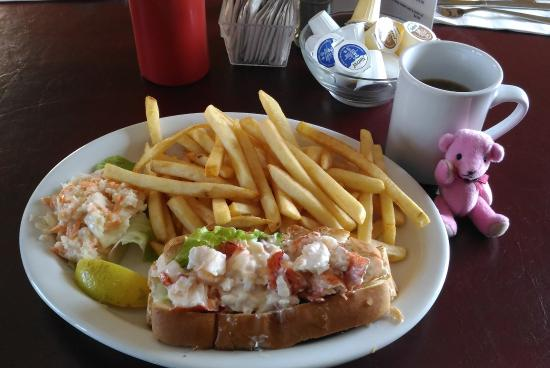 Belle Cote, Kanada: Lobster roll