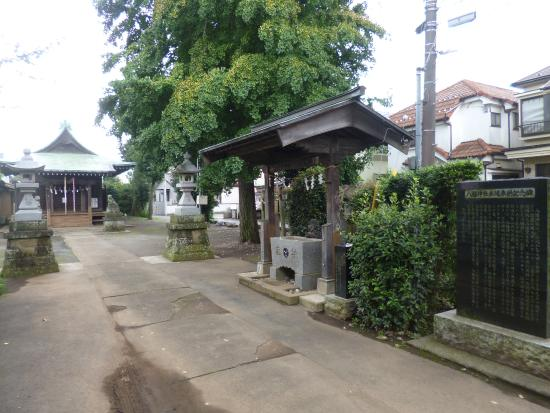 Koadachi Hachiman Shrine