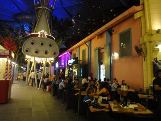 外観 - Picture of The Pump Room, Singapore - TripAdvisor