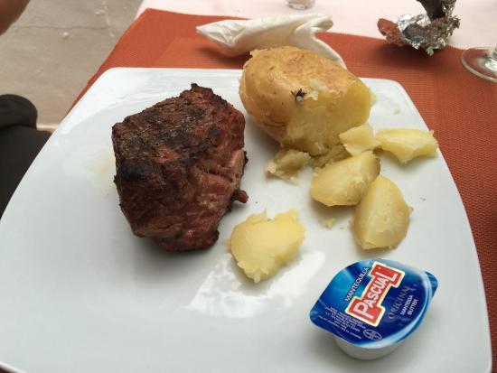 Siesta Grill: Hmmh