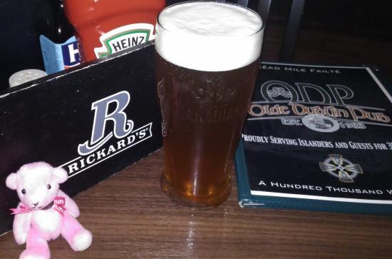 Olde Dublin Pub: Beer