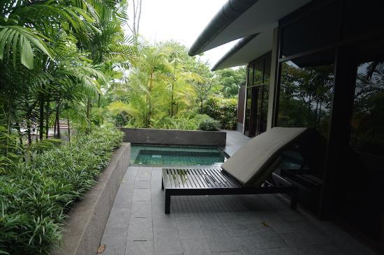 one bedroom villa no. 18 - picture of capella singapore, sentosa