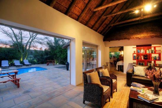 Addo, جنوب أفريقيا: Lounge
