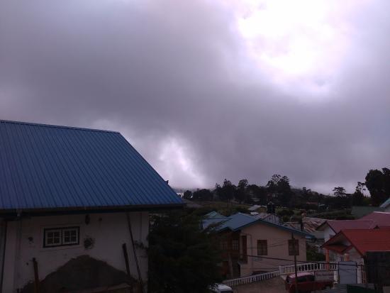 Sunhill Hotel Nuwaraeliya : view