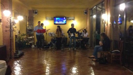Montespertoli, Italien: serata a tema