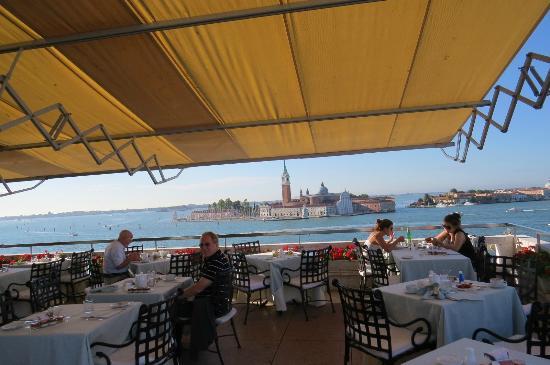 Terrasse du Danieli - Foto di Restaurant Terrazza Danieli, Venezia ...
