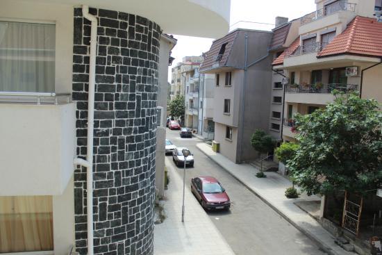 Ahtopol, Bułgaria: Вид из окна