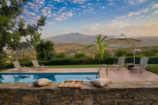 Melidoni, กรีซ: 70sqm Villa