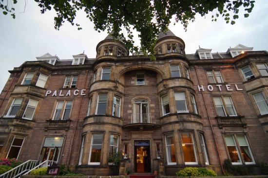 Best Western Inverness Palace Hotel Spa Aussenansicht
