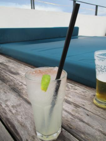 The Sunset Deck: Cool Drink!