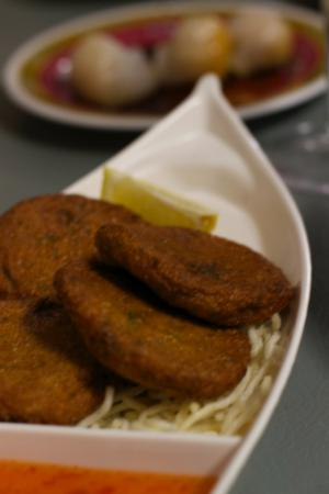 Fish cakes picture of boonah chinese restaurant boonah for Chinese fish cake