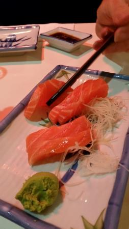Ginga Japanese Restaurant: Sashimi