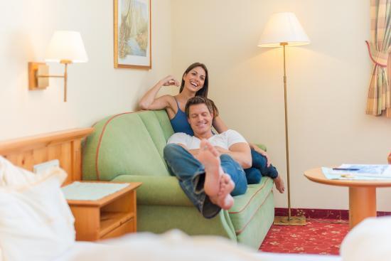 Hotel Zehnerkar : Zimmer