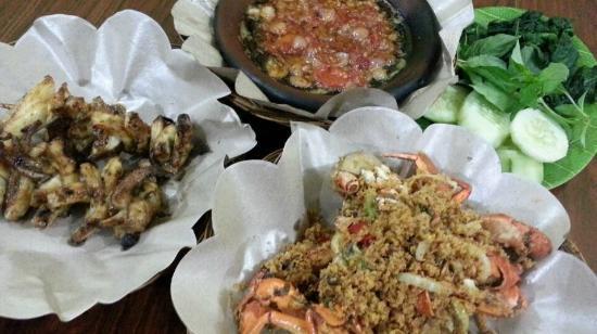 Rumah Makan Sari Laut Mbak Zuly
