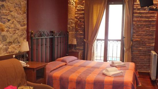 Pension Edorta: chambre