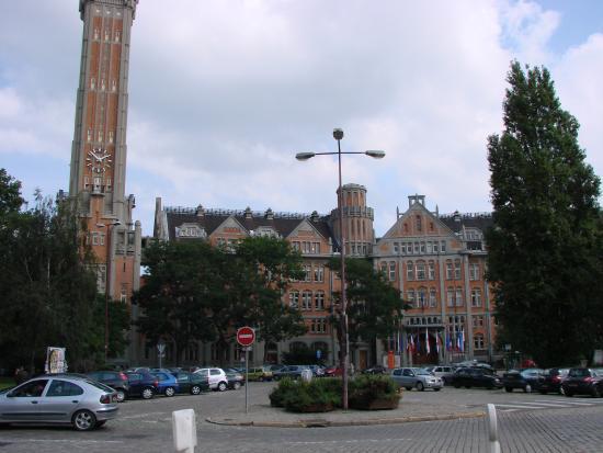 Htel de ville Picture of Hotel de Ville Lille TripAdvisor