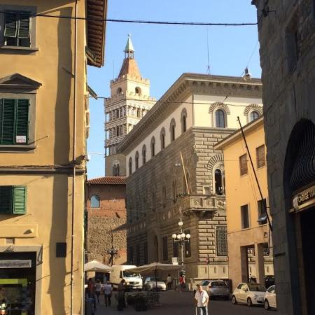 B&B Puccini Al Cavour: View from the room