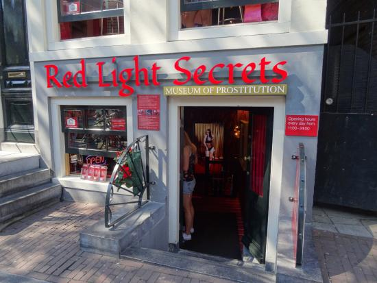 Picture Of Red Light District Amsterdam Tripadvisor