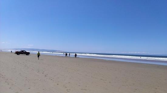 SeaVenture Beach Hotel: beach