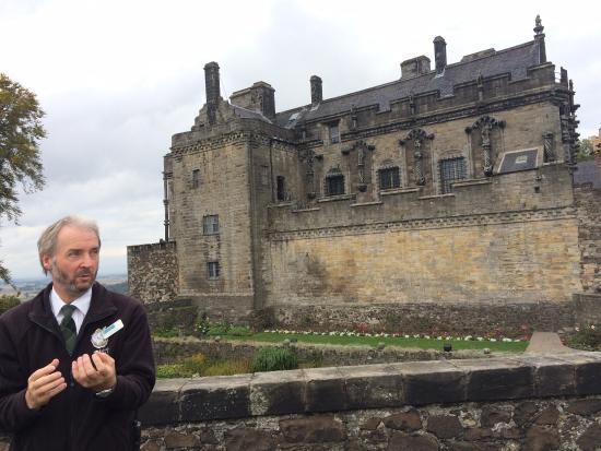 Auchyle Guest House: Stirling Castle, must do visit!