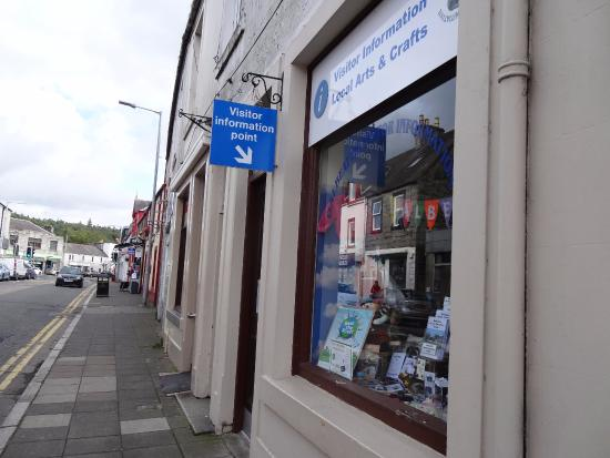 Dalbeattie Information Point