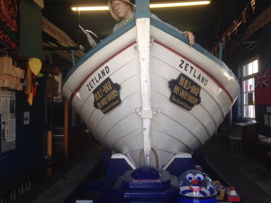 Zetland Lifeboat Museum and Redcar Heritage Centre