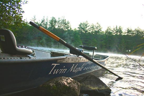 Twin Maple Outdoors: Drift Boat Fishing for Land Lock Salmon