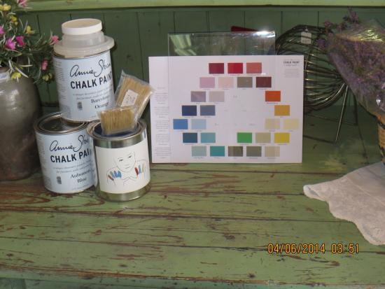 Greeneville Antique Market: Chalk Paint®