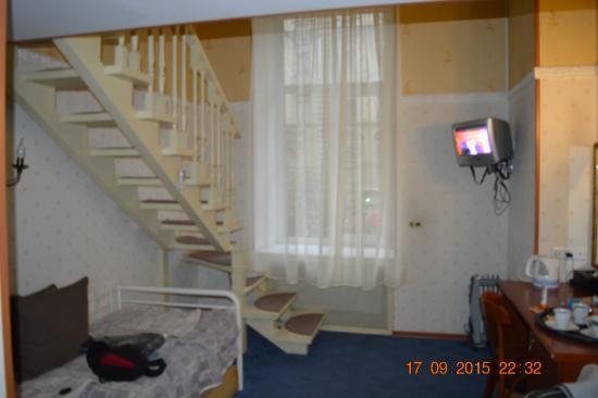 Nevsky Hotel DeLuxe: номер