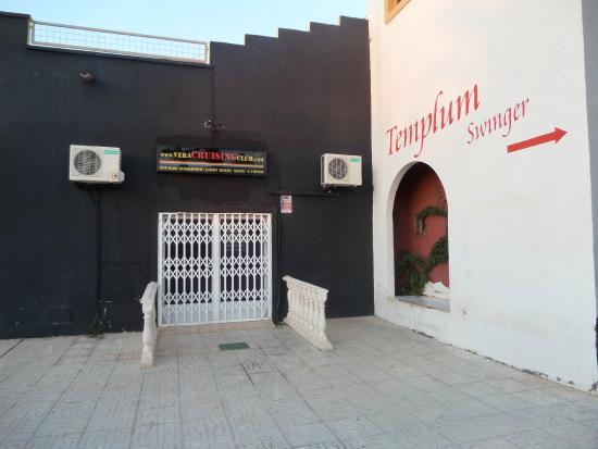 Vera, España: SWINGERS CLUB