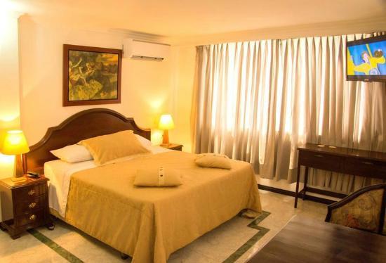 Windsor Plaza Hotel: Habitación