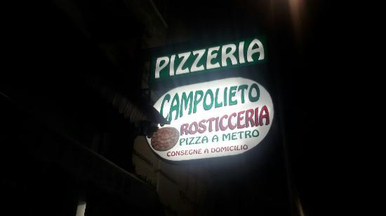 Pizzeria Campolieto Di Garofalo Raimondo