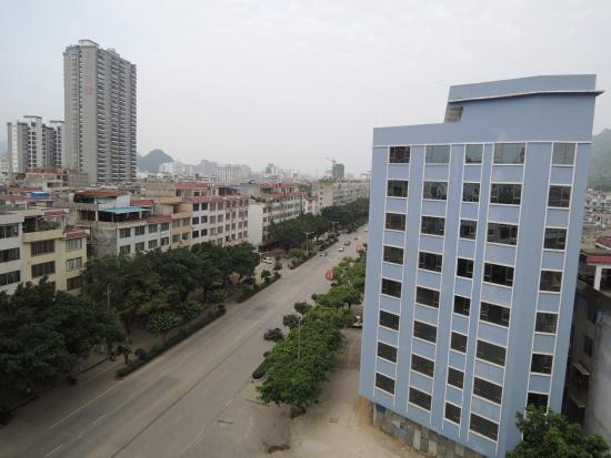 Dongfang Hotel: From 8th floor