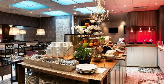 Freys Hotel Lilla Radmannen : Breakfast Buffet
