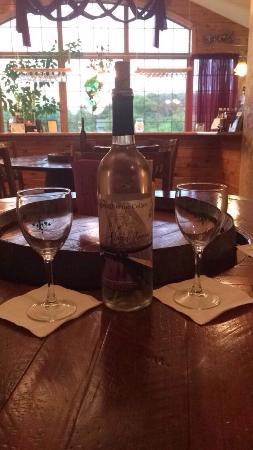 Kane, Pensylwania: Flickerwood Wine Cellars