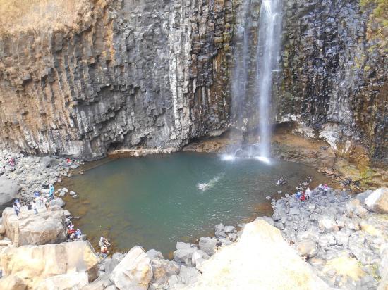 Malino, Ινδονησία: Air Terjun Takapala yang indah