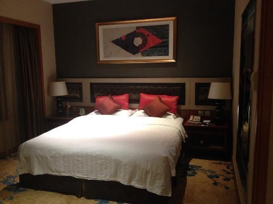 Jinling Jinma Palace Hangzhou : Room - Sleepy time!