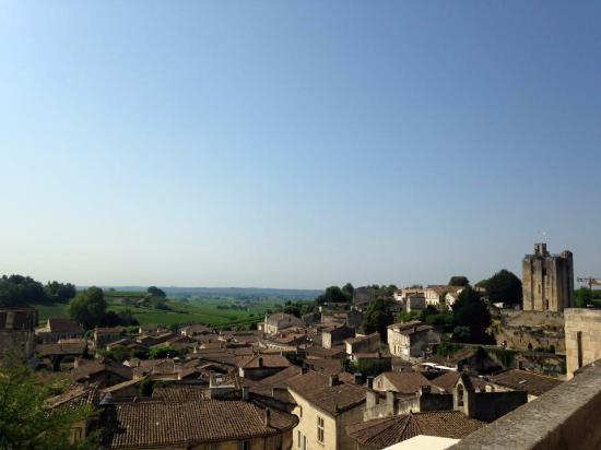 Saint Magne de Castillon, Francia: Saint Emilion