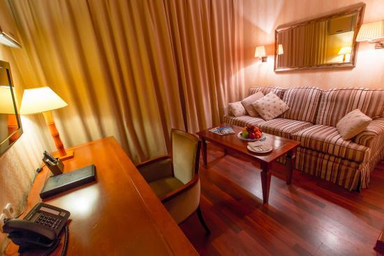 Cosmonaut Hotel: Junior Suite