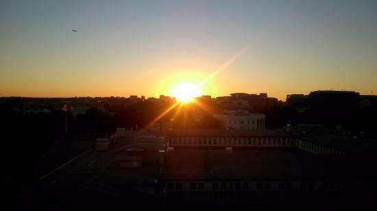 Washington, Μέιν: Sunset at W Hotel