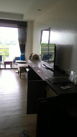Hua Hin Blue Wave Beach Resort: ห้องพัก