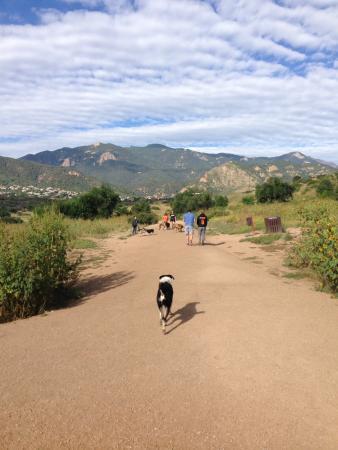 Bear Creek Nature Center Colorado Springs Co