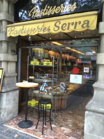 Pastisseries Serra