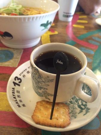 Calanthe Art Cafe: コーヒー