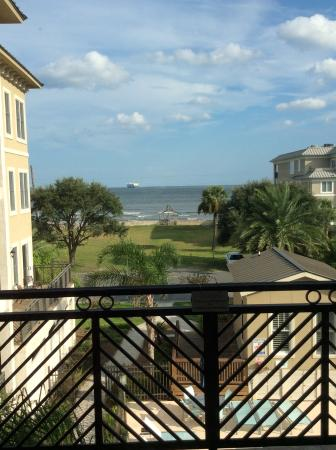 The Sea Gate Inn: View from 207